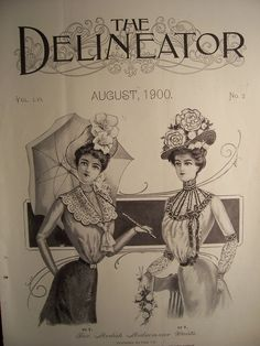 August, 1900
