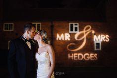 Amazing wedding projection lighting at Elsham Hall for Natalie & Ashley's #wedding #weddingphotography http://fb.me/flawlessphoto @Bride Beautiful @ Elsham