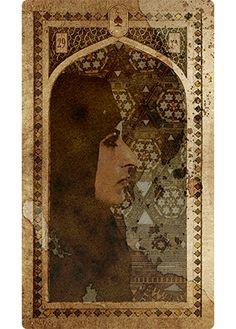 29/39 Old Arabian Lenormand by Neil Lovell
