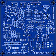 Solderanku funciona: ECHO REPEATER MN3005 / 08