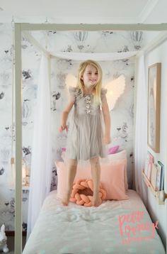 Girls Bedroom but Petite Vintage Interiors
