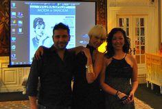 Workshop Glam & Beauty---Hotel Infante Sagres-Porto 24março 2012 com SandroMorello + me + Inês Soares...próximo dia 31março Ritz Four Seasons Lisboa.