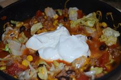 Embracing Life's Journey: Quick and Easy Crockpot Taco Soup