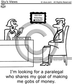 paralegal cartoon | paralegal degree description paralegal job offer paralegal salary ...