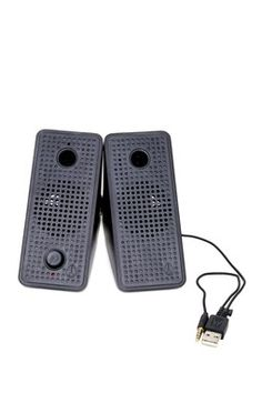 The Block Mobile Stereo Speaker System