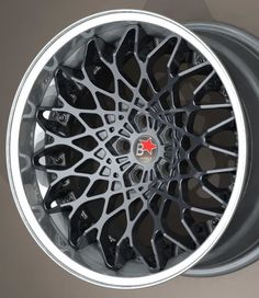 BSR forged 3 piece wheel - 15 to 22