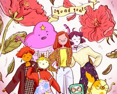"""mohtz: """" squad goals! (ps bmo is whatever bmo chooses to be!!) """""""