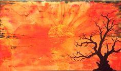 Le Pieghe Dell'Anima - Acrilico su Tela - 120x70 #pittura #painting #canvaspaintings #canvas #arte #artist #artista #fabiomaddalo #lecce #salento #picoftheartist #picoftheday #drawing #paint #contemporaryart #landscape #paintinglandscape #tramonto #dipinto #paesaggiosutela