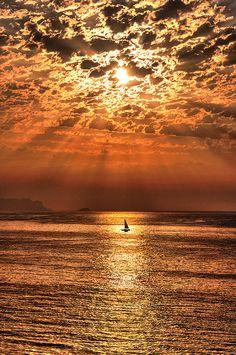 Navegando bajo el sol | Flickr: Intercambio de fotos