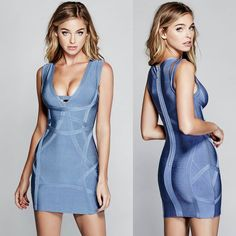 The Brania Bandage Dress | MARCIANO.com