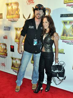 Ron Keel at the Vegas Rocks! Magazine Awards 2013 Photo credit: Stephen Thorburn Vegas Rocks! Magazine Awards 2013: http://www.examiner.com/article/the-4th-annual-vegas-rocks-magazine-awards-2013-part-1