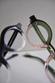 Anne & Valentin and Theo Eyewear #theo #anneetvalentin #round