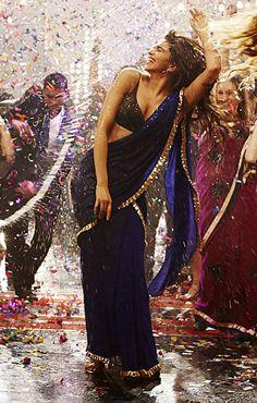 Deepika Padukone's HOTTEST sari avatars
