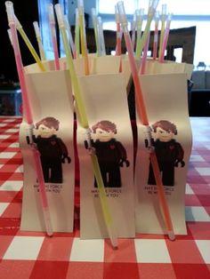 Star Wars Überraschungstüte für die Gäste zum Kindergeburtstag
