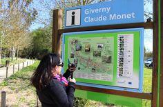 Nossa última viagem de férias já está no ar. Começamos visitando Giverny onde fica a Fundação Claude Monet. #monet #giverny #paris #frança #france #europe #europa #printemps #primavera #myworld #tourist #tourism #vacation #ferias #viagem #trip #travel #photooftheday #fotododia #youtube #youtubechannel #patriciaviaja