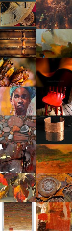 In A Word: Sundown by Linda Voth on Etsy--Pinned+with+TreasuryPin.com