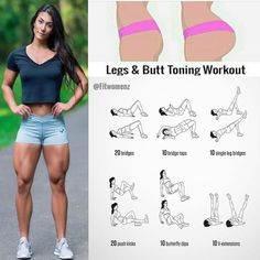 Learn taking a Healthy Diet Recipes & exercise to do at home with workout equipment and yoga. Fitness Workouts, Gym Workout Tips, Fitness Workout For Women, Sport Fitness, Toning Workouts, Butt Workout, Body Fitness, Fun Workouts, At Home Workouts