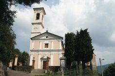 Chiesa di S. Maria Candelora a Cugliate Fabiasco