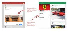 Conoce sobre Nuevas funciones de Google+ para publicaciones y comunidades