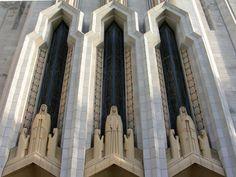 Art Deco United Methodist Church  Boston Avenue - Tulsa, OK