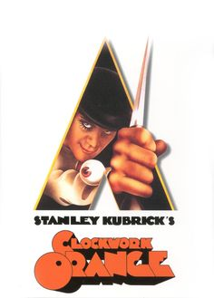A_Clockwork_Orange_ created by Philip Castle with the layout by designer Bill Gold.