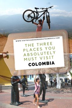 Colombia is a fascinating country, so huge that it may take one several months to actually visit it properly. Here are threee places you should visit. Visit Colombia, Colombia South America, Just Dream, Plan Your Trip, Ecuador, Places To See, Highlights, How To Plan, Instagram
