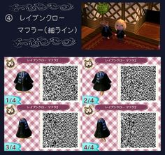 Animal Crossing: New Leaf: ULTIMATE HARRY POTTER OUTFITS. If there are a couple of Harry Potter fans out there I have found a Ravenclaw Dress to you guys :D With scarf