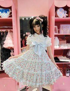 Lolita japanese fashion | Tumblr