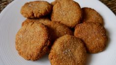Healthy Gingernuts Recipe on Yummly. Made on 20/10/15