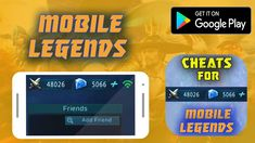 Mobile Legends Hack — Get Free Diamonds Android and iOS Mobile Legends Hack APK — Get 9999999 Diamonds No Survey Mobile Legends Hack iOS — You Can Get Unlimited Free Diamonds and Battle Points… New Mobile, Mobile Game, Wireframe, Episode Choose Your Story, Design Ios, App Hack, Renz, Iphone Mobile, Gaming Tips