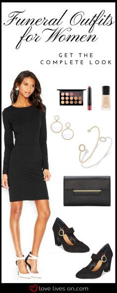 87ca98cbb06 Funeral Outfits for Women