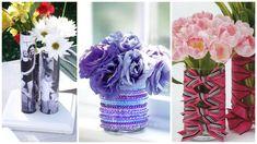 Pripravte si nádherné dekoratívne vázy pre jarné kvety. Zozbierali sme pre vás 20 nápadov na vázy, ktoré si vyrobíte v pohodlí svojho domova. Môžete využiť staré vázy, ktoré by ste už najradšej...