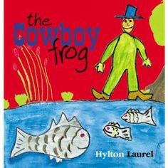 The Cowboy Frog - one of our very favourite books. Written by Hylton Laurel and set in Noonkanbah Crossing The Cowboy Frog is in both English and Walmajarri. Aboriginal Children, Aboriginal Education, Books Australia, Western Australia, Boomerang Books, Australian Aboriginals, Frog And Toad, Children's Picture Books, Funny Stories