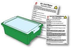 """This is an article from """"The Pitsco Network"""" magazine. It gives some tips on bin preparation documents used in Pitsco Mission labs."""