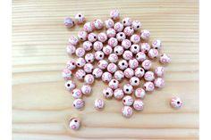 Χάντρες Ροζ Σταυρός 28011  Ιβουάρ χάντρες με ροζ σταυρουδάκι. Χρησιμοποιήστε τις σαν μια πρωτότυπη ενναλλακτική αντί για το κλασσικό σταυρουδάκι στα μαρτυρικά σας.Στολίσετε εύκολα και γρήγορα μπομπονιέρες, προσκλητήρια γάμου και βάπτισης, βαπτιστικές λαμπάδες, κουτιά, βιβλία ευχών, μαρτυρικά και λαδοσέτ, πασχαλινές λαμπάδες, συσκευασίες δώρων, εικαστικά κοσμήματα, και οποιαδήποτε άλλη χειροποίητη δημιουργία σας.Μέγεθος: 8mmΣυσκευασία 50 τεμαχίων. Stud Earrings, Beads, Jewelry, Beading, Jewlery, Bijoux, Studs, Schmuck, Stud Earring
