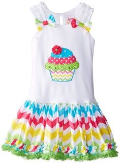 RARE EDITIONS CHEVRON CUPCAKE SET Price: $29.99, Free Shipping Options: 6M, 9M, 12M, 18M, 24M, 3T click to purchase