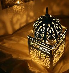 White Moroccan Lantern Candle holder Wedding Centerpiece - Best-Decor.com