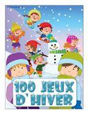 Programmation sur le thème des jeux d'hiver avec des activités éducatives; jeux, histoires, comptines, chansons, fiches d'activités imprimables.