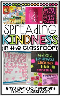Teaching With Crayons and Curls: Spreading Kindness in the Classroom!