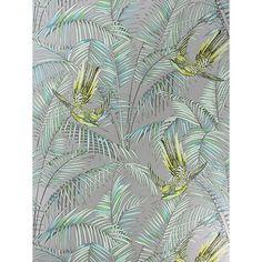 Buy Matthew Williamson Sunbird Wallpaper Online at johnlewis.com