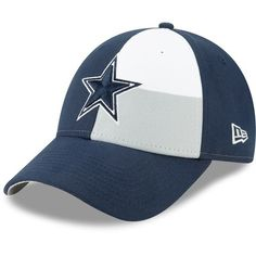 3237e818f935d Dallas Cowboys New Era 2019 NFL Draft On-Stage Official 9FORTY Adjustable  Hat – Navy