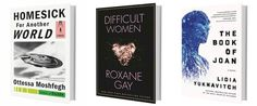 Refresh your to-read pile with these books from the BUST Guide in April/May 2017's print edition. Featuring new books from Roxane Gay, Lidia Yukn...