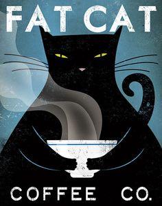 Fat Cat Coffee Company