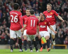 Another RVP goal