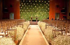 18 Ideias (fotos) de decorações para casamentos