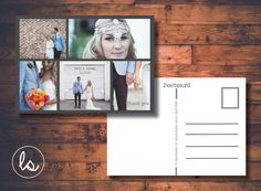 Rustic Wedding Thank you Cards ~ Wedding Thank you Cards Photo ~ Vintage Wedding ~ Printed Invitations ~ DIY PRINTABLE