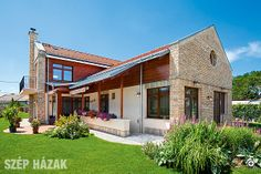 Jutalomjáték - Szép Házak Beautiful Homes, Villa, Indoor, Mansions, House Styles, Outdoor Decor, Home Decor, House Of Beauty, Interior