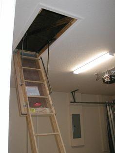 Unique Tips: Attic Low Ceiling Decor attic ladder shelves.Attic Hangout Color Schemes attic before and after country living.Attic Before And After Country Living. Small Attic Room, Small Attics, Attic Playroom, Attic Spaces, Attic Doors, Garage Attic, Attic Window, Attic Wardrobe, Attic Closet
