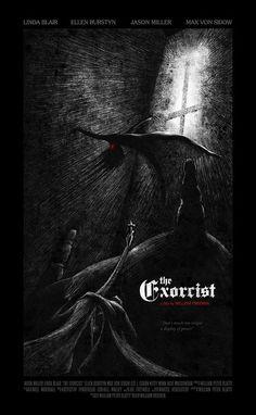 The Exorcist (1973) Confira os nossos artigos dedicados aos Filmes de Terror em http://mundodecinema.com/category/filmes-de-terror/