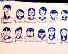 Imagini pentru same face syndrome